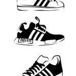 pochoir adidas-3